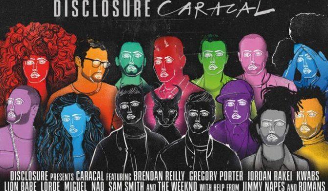 The Weeknd, Miguel, Lorde i inni. Wszyscy goście Disclosure
