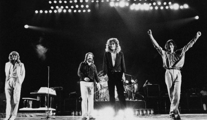 Led Zeppelin: ostatnia seria reedycji już w sprzedaży