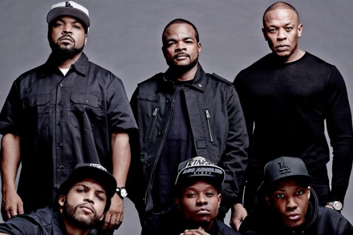 """Członkowie N.W.A i odtwórcy ich ról – obszerny zwiastun """"Straight Outta Compton"""""""