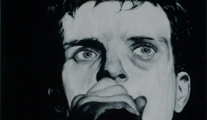 Kreskówkowy Ian Curtis