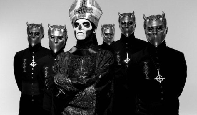 Ghost udostępnili odsłuch nowej płyty