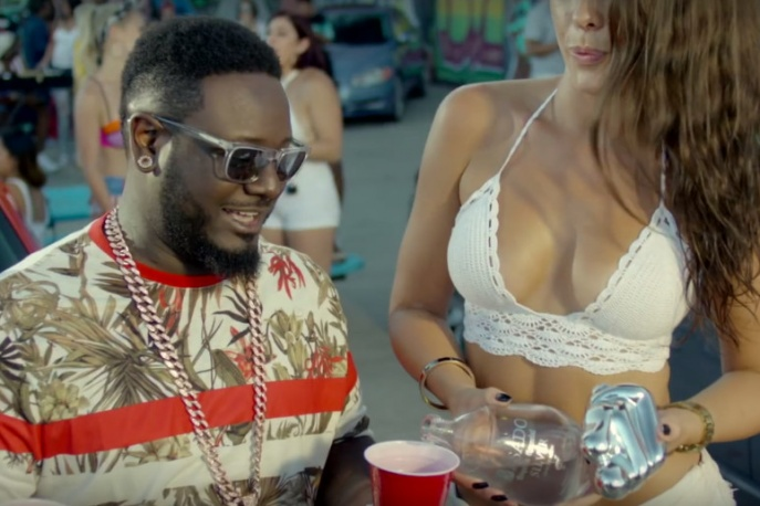 """T-Pain – """"Make That Sh*t Work"""" ft. Juicy J (wideo)"""