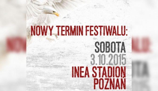 Festiwal Kochana Polsko przeniesiony. Znamy nowy termin