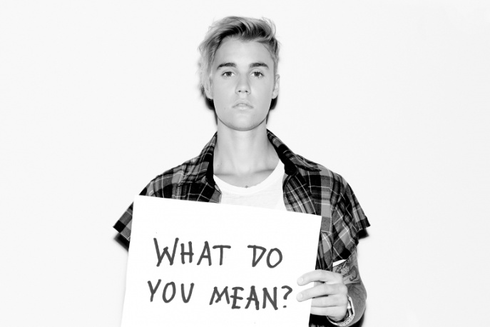 """Justin Bieber – """"What Do You Mean?"""" – nowy singiel (wideo)"""