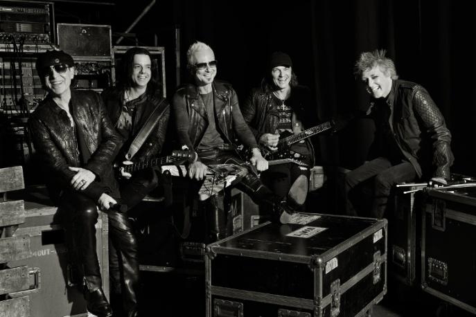 Scorpions ponownie w Polsce