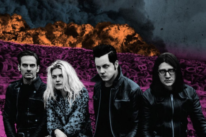 """""""Cop And Go"""" – nowa piosenka The Dead Weather"""