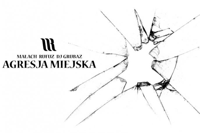 """""""Agresja miejska"""" – nowy utwór Małacha i Rufuza"""