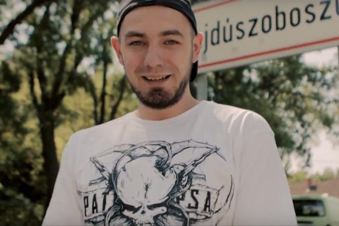 """Eripe – """"Hajduszoboszlo"""" (wideo)"""