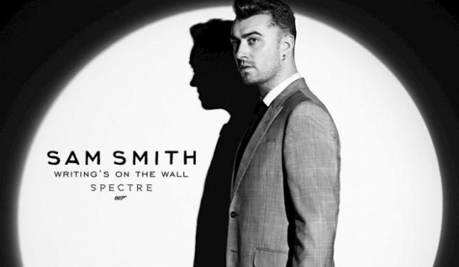 Sam Smith udostępnił piosenkę z nowego Bonda
