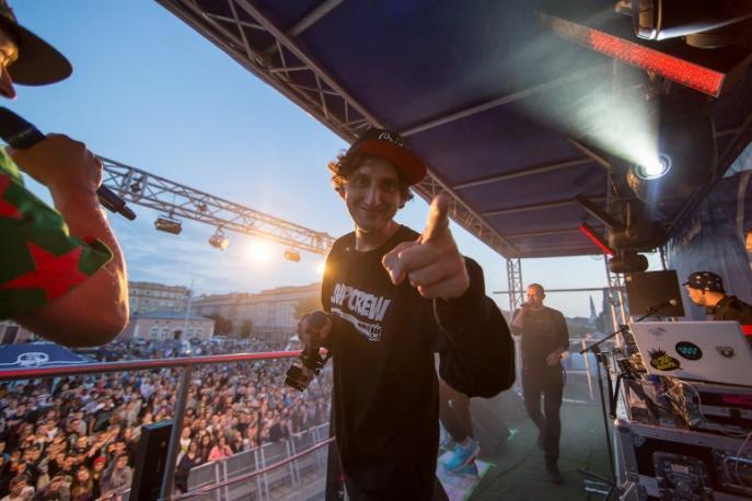 Finał trasy koncertowej na 20-lecie polskiego hip-hopu