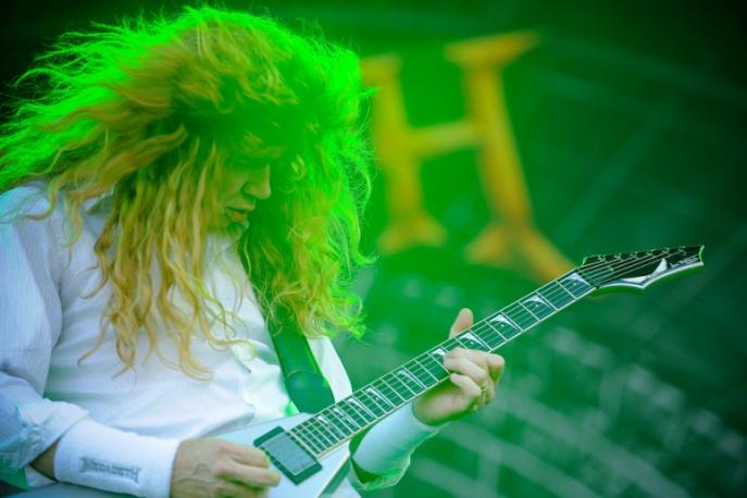 """""""Fatal Illusion"""" – premierowe nagranie Megadeth"""