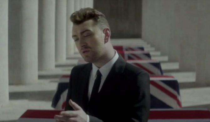 Sam Smith przedstawia piosenkę do nowego Bonda. Klip już w sieci