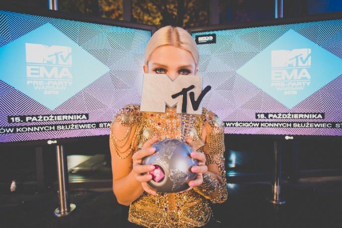 Margaret najlepszym polskim artystą MTV EMA