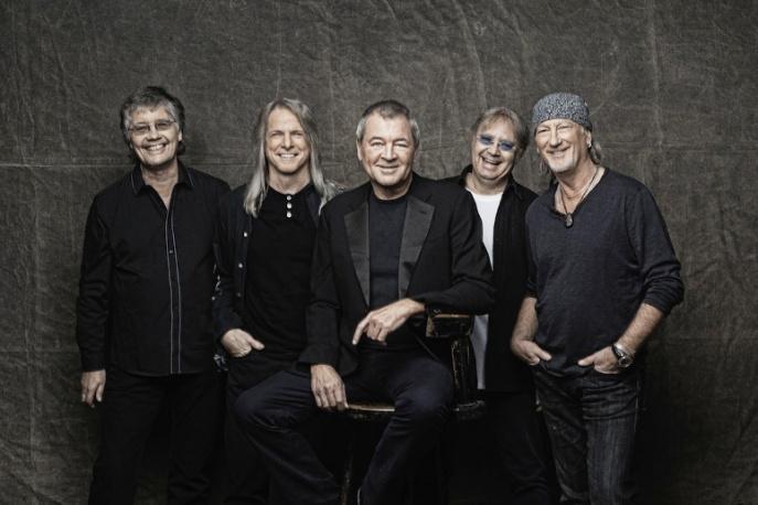 Deep Purple w Łodzi już w najbliższą niedzielę