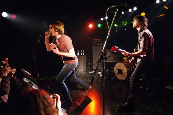 Punk -> MUDHONEY -> Grunge