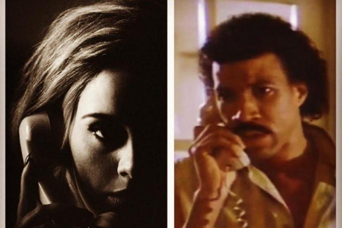 """""""Hello, Adele, czy to mnie szukasz?"""" – Lionel Richie odpowiada brytyjskiej artystce"""