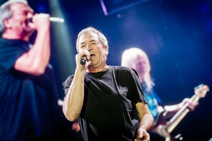 Deep Purple wstrząsnęli Atlas Areną