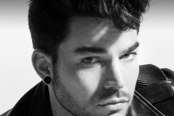 Adam Lambert na koncercie w Polsce