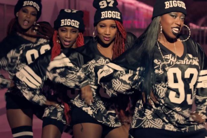 Pharrell Williams w nowym klipie Missy Elliott