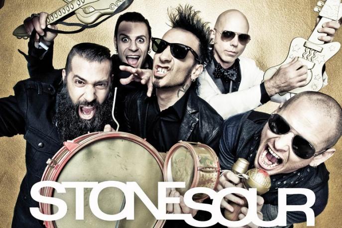 Stone Sour przerabiają Iron Maiden