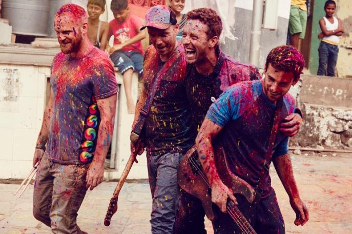 Barack Obama gościnnie na nowej płycie Coldplay