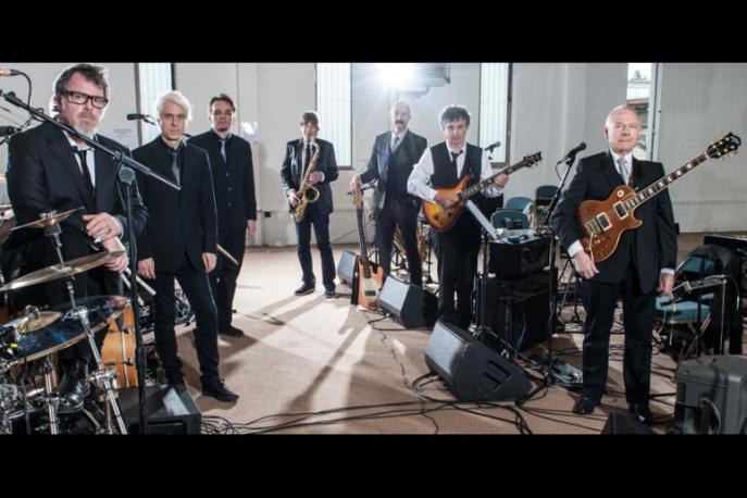 King Crimson w 2016 roku w Polsce. To pierwsze występy u nas od 2003 roku