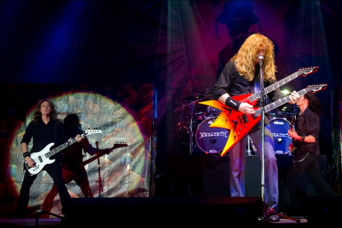 "Megadeth – ""The Threat Is Real"" – premierowy kawałek"