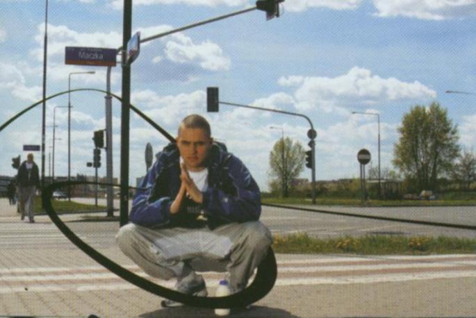 Eis był zaangażowany w powstanie nowego mixtape`u Prosto