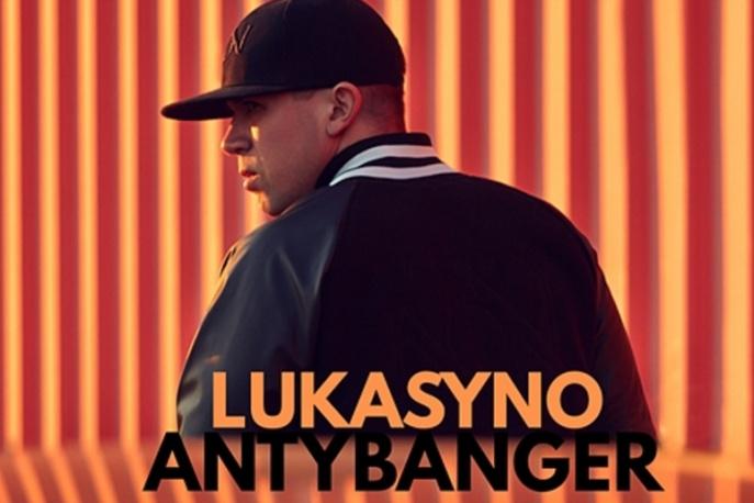 """Posłuchaj w TIDAL: Lukasyno – """"Antybanger"""""""