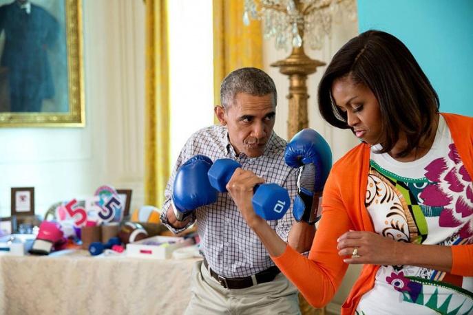 Barack Obama podał tytuł swojej ulubionej piosenki z 2015