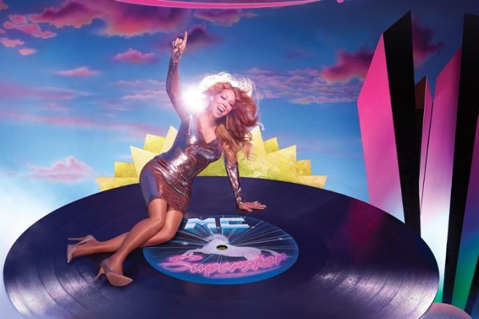 Mariah Carey po raz pierwszy w Polsce