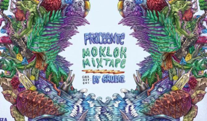 "Proceente x DJ Grubaz – ""Moklok Mixtape"" – premiera, odsłuch, klip"