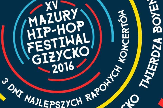Mazury Hip-Hop Festiwal świętuje XV-lecie