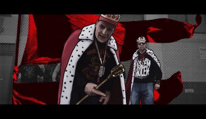 """""""Jestem królem"""" – nowy klip Popka i Matheo"""