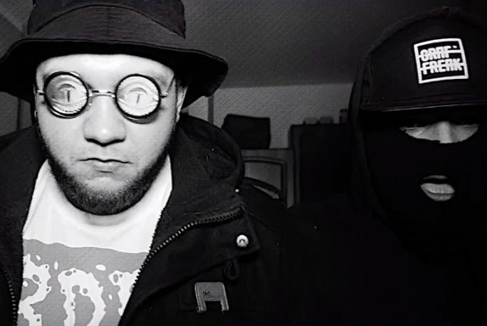 "Bazi x TMKBeatz x DJ Noriz – ""Czarny humor"" ft. Eripe, Kojot, Penx (wideo)"