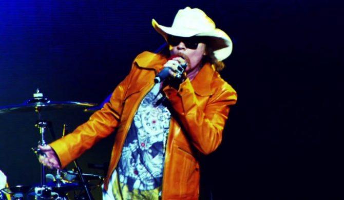 Powrót legendarnego składu Guns N` Roses? Axl Rose odpowiada