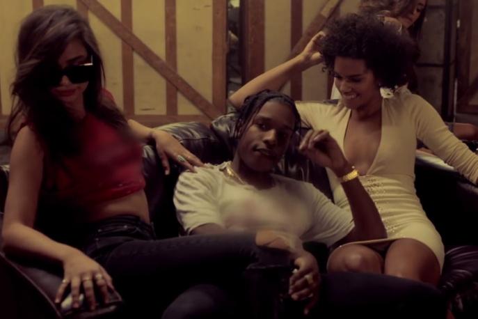 Kanye West, A$AP Rocky i The-Dream w nowym klipie Pusha T