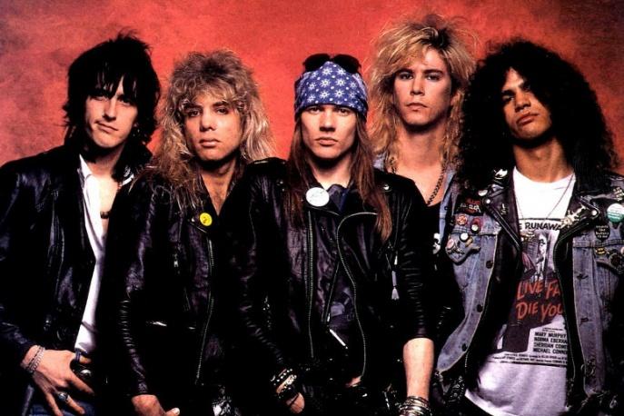Oficjalne: Guns N` Roses wracają ze Slashem i Duffem