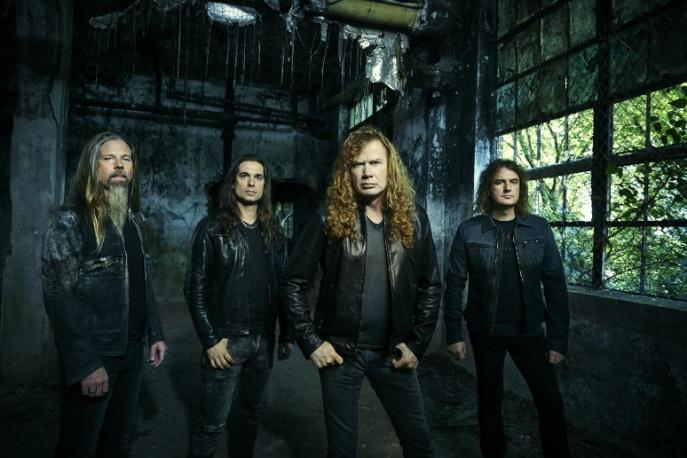 Megadeth udostępnili kolejny premierowy kawałek