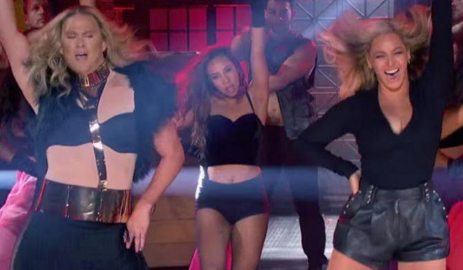 """Beyonce i Channing Tatum razem na scenie w """"Lip Sync Battle"""" (wideo)"""
