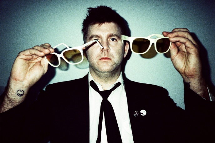 Legendy: James Murphy. TIDAL świętuje powrót LCD Soundsystem