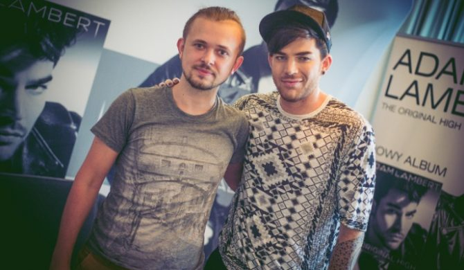 THE INTERVIEW: Albert Kowalczyk vs Adam Lambert