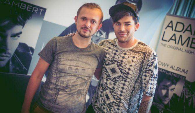THE INTERVIEW: Albert Kowalczyk vs Adam Lambert