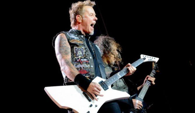 Metallica pozwała zespół grający jej covery