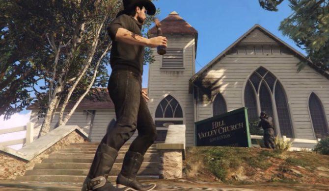 "Lemmy Kilmister postacią w ""Grand Theft Auto V"""