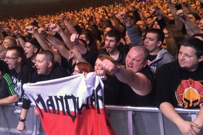 Królowie metalu w stolicy – relacja z koncertu Manowar