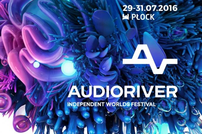 Poznaliśmy pierwsze gwiazdy Audioriver 2016