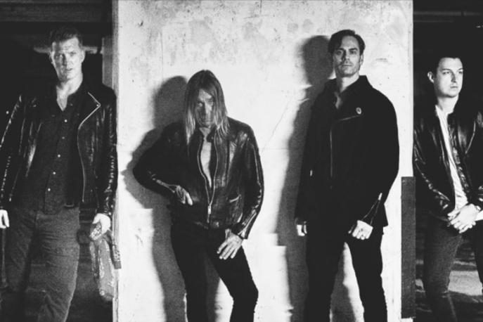 Iggy Pop nagrywa z muzykami Queens Of The Stone Age i Arctic Monkeys