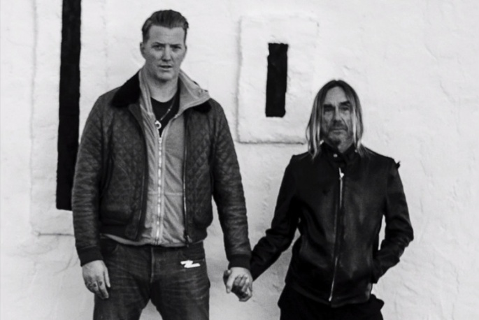 "Iggy Pop i Josh Homme prezentują ""Break Into Your Heart"""