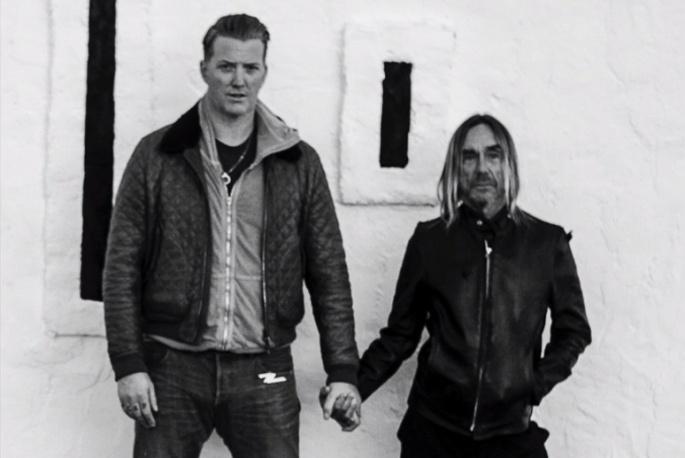 """Iggy Pop i Josh Homme prezentują """"Break Into Your Heart"""""""